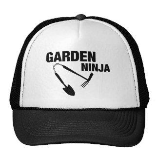 ¡Jardín Ninja! Gorro De Camionero