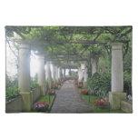 Jardín Placemat de Capri Manteles Individuales
