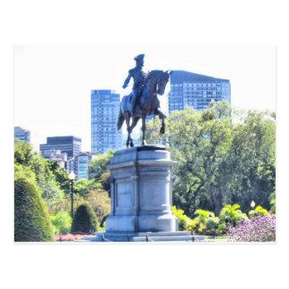 Jardín público de Boston Postal