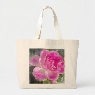 Jardín rosado subió bolsas