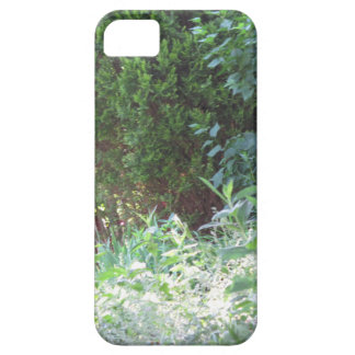 Jardín salvaje New Jersey NVN686 de la selva única iPhone 5 Case-Mate Funda