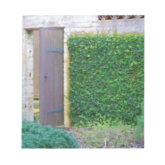 Jardín secreto blocs de notas