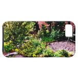 Jardín secreto en Cambridge iPhone 5 Funda