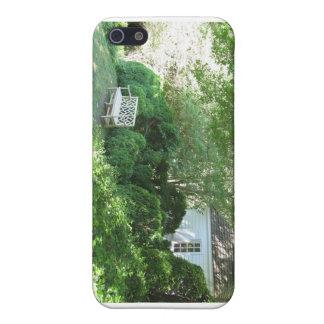 Jardín secreto iPhone 5 fundas