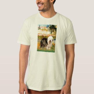Jardín (VGogh) - viejo inglés 12 Camisas