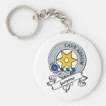 Jardine Clan Badge Key Chain