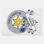 Jardine Clan Badge Towels