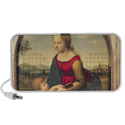 Jardinera de la belleza del La, 1507 Altavoces
