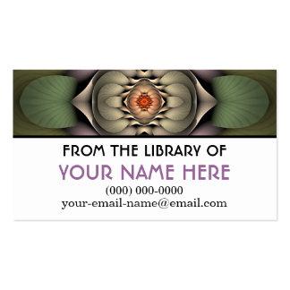 Jardinere Personalized Media Card