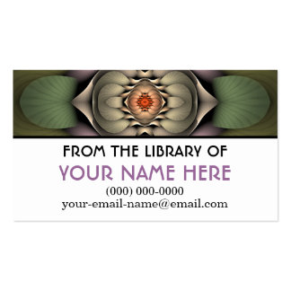 Jardinere Personalized Media Card Double-Sided Standard Business Cards (Pack Of 100)