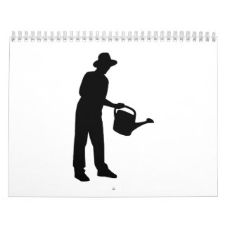 Jardinero Calendario