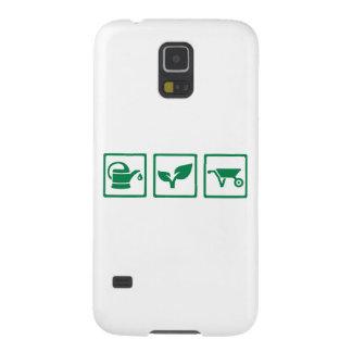 Jardinero Carcasa Galaxy S5