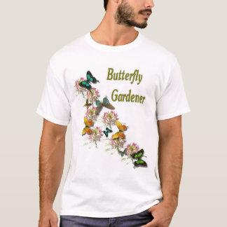 Jardinero de la mariposa playera