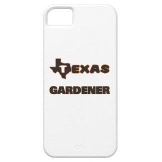 Jardinero de Tejas iPhone 5 Carcasas