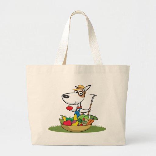 Jardinero del perro bolsa de mano
