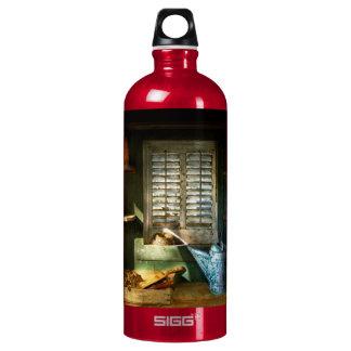 Jardinero - la vertiente de los alfareros botella de agua