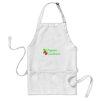 Jardinero orgánico - fresas delantal