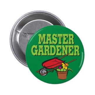 Jardinero principal pin