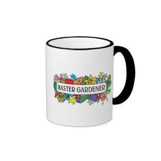 Jardinero principal taza