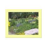 Jardines #5 de los claustros impresión en lienzo estirada