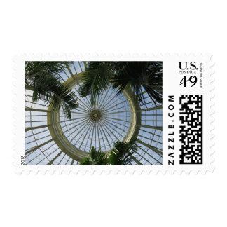 Jardines botánicos de Nueva York del tri de la Timbre Postal
