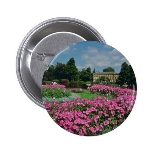 Jardines botánicos reales en Kew, Londres, Englan Pins