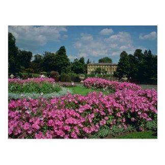 Jardines botánicos reales en Kew, Londres, Englan Tarjeta Postal