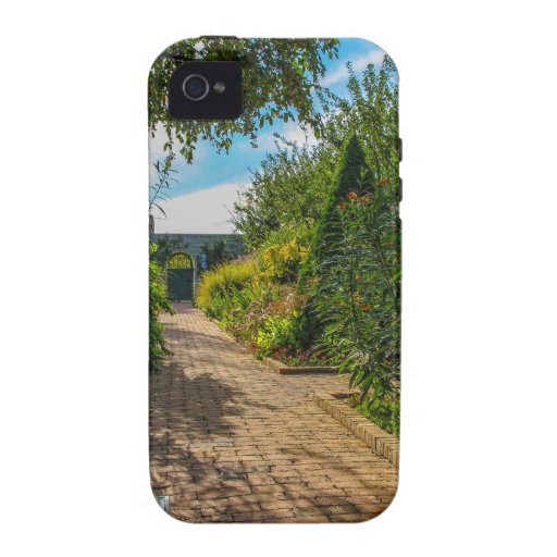 Jardines Case-Mate iPhone 4 Carcasa