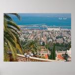 Jardines de Bahá'í de Haifa Impresiones