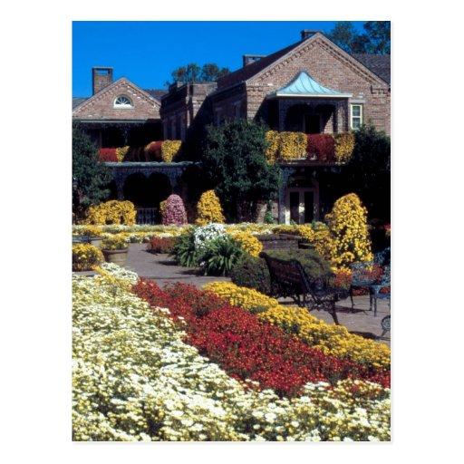 Jardines de Bellingrath de la descripción sumaria  Tarjetas Postales