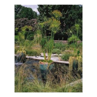 Jardines de Brookstone Membrete