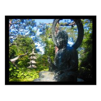 jardines de Buda Postales
