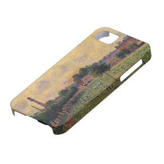 Jardines de Camilo Pissarro- Kew iPhone 5 Case-Mate Carcasa