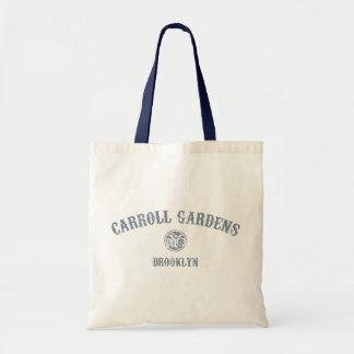 Jardines de Carroll Bolsa Tela Barata