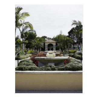 Jardines de Hollis Tarjetas Postales