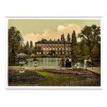 Jardines de Kew, el museo, Londres y suburbios, En Tarjetas Postales