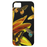 Jardines de la mariposa iPhone 5 carcasa