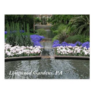 Jardines de Longwood, PA Postales