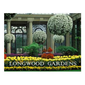 Jardines de Longwood, Pennsylvania Tarjetas Postales