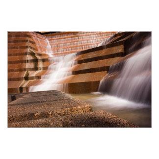 Jardines del agua de Fort Worth Fotografías