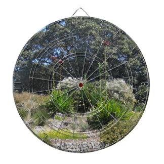 Jardines del australiano (2) tabla dardos
