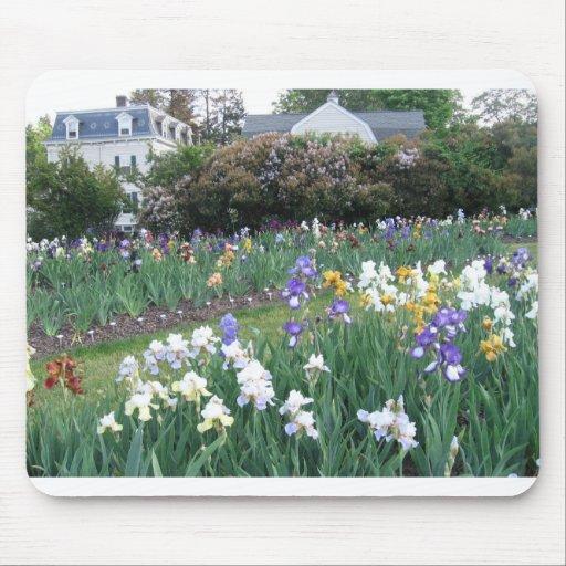 Jardines del iris alfombrillas de raton