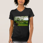 Jardines del iris camiseta