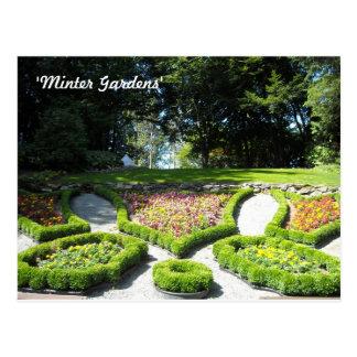 Jardines del Minter - la corona Postal