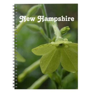 Jardines en la fresa Banke Libro De Apuntes