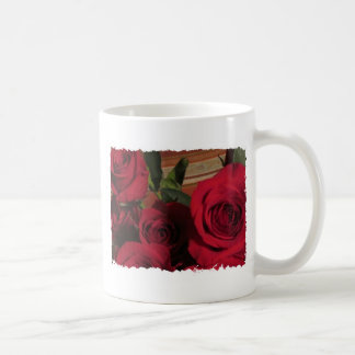 Jardines florales de la naturaleza de las flores d tazas de café
