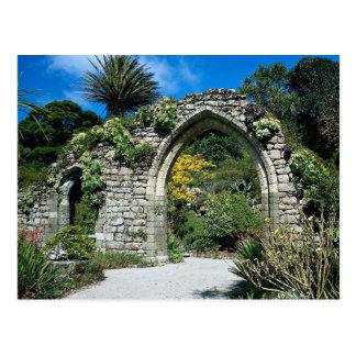 Jardines, islas de Scilly, Inglaterra Postal