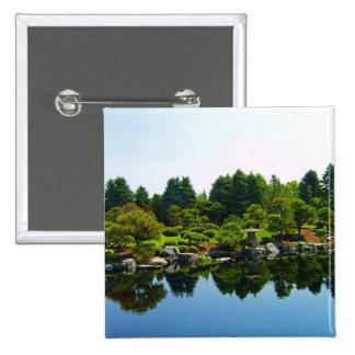 Jardines japoneses en los jardines botánicos de De Pin