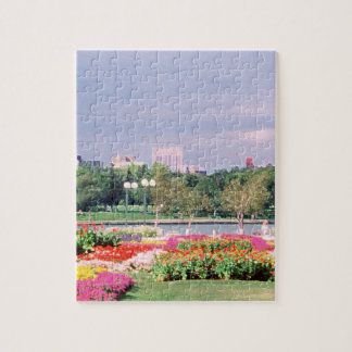 Jardines legislativos de Regina Puzzle