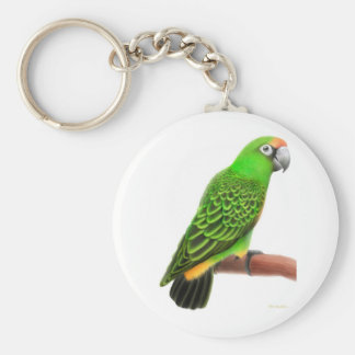 Jardines Parrot Keychain